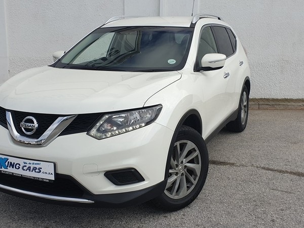 2016 Nissan X-Trail 1.6dCi XE T32 Eastern Cape Port Elizabeth_0
