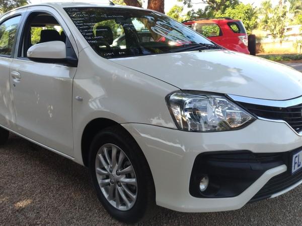 2016 Toyota Etios 1.5 Sport 5-Door Gauteng Pretoria_0