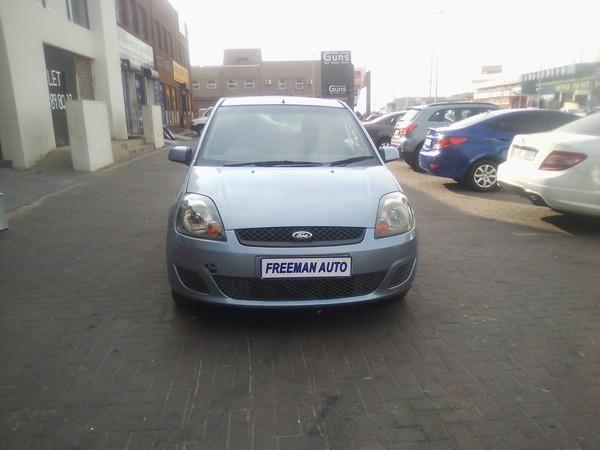 2007 Ford Fiesta 1.6 Tdci Ambiente 5dr  Gauteng Bramley_0