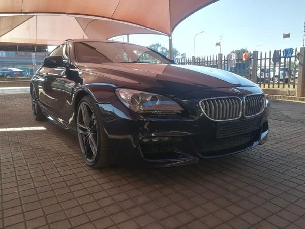2012 BMW 6 Series 640d Gran Coupe M Sport  Gauteng Vereeniging_0