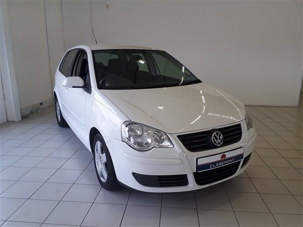 2007 Volkswagen Polo 1.6 Comfortline  Western Cape Table View_0