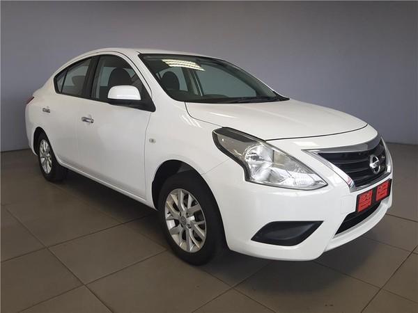 2017 Nissan Almera 1.5 Acenta Auto Western Cape Malmesbury_0