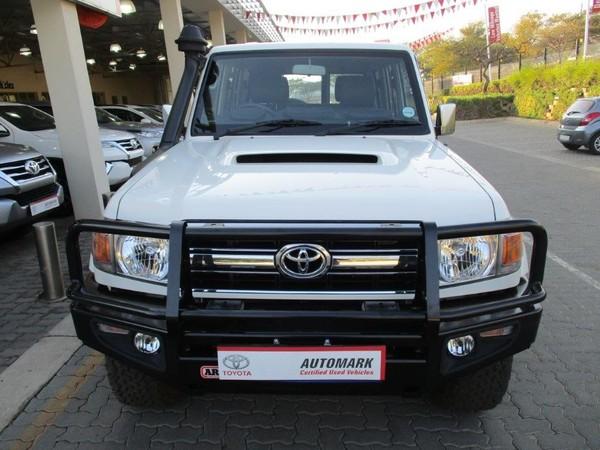 2015 Toyota Land Cruiser 70 4.5D V8 SW Gauteng Pretoria_0