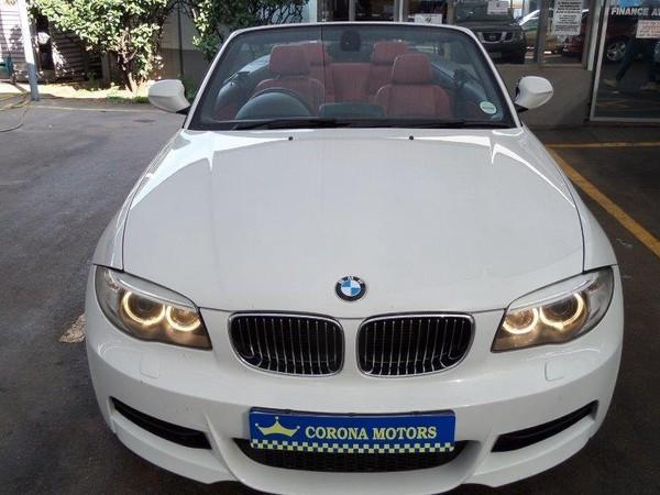 2013 BMW 1 Series 135i Convertible At  Gauteng Pretoria_0
