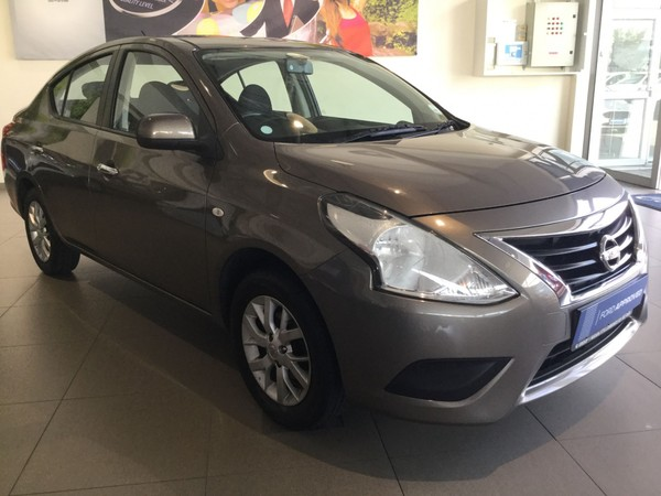 2016 Nissan Almera 1.5 Acenta Auto Western Cape Kuils River_0