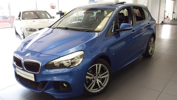 2015 BMW 2 Series 225i M Sport Active Tourer Auto Gauteng Roodepoort_0