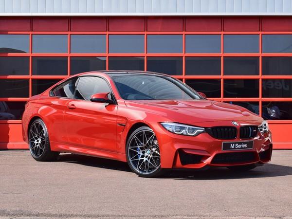 2018 BMW M4 Coupe M-DCT Competition Gauteng Pretoria_0