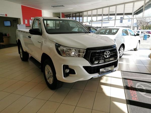 2019 Toyota Hilux HILUX SC 2.4 GD-6 MANUAL 4x2  R332 000 EX VAT Western Cape Robertson_0