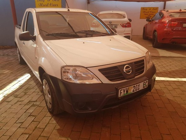 2013 Nissan NP200 1.5 Dci  Ac Safety Pack Pu Sc  North West Province Hartbeespoort_0