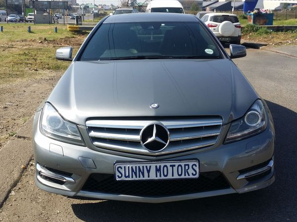 2014 Mercedes-Benz C-Class C350 Be Coupe At  Gauteng Kempton Park_0