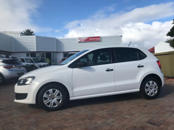 2014 Volkswagen Polo 1.4 Trendline 5dr  Western Cape Western Cape_0