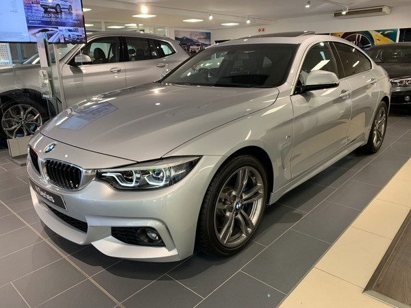 2020 BMW 4 Series 420i Gran Coupe AT Western Cape Paarl_0