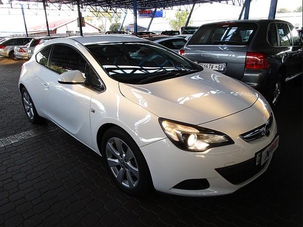 2012 Opel Astra Gtc 1.4t Enjoy 3dr  Gauteng Pretoria_0
