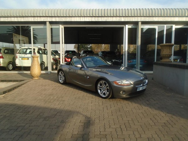 2003 BMW Z4 Roadster 3.0i At  Mpumalanga Delmas_0