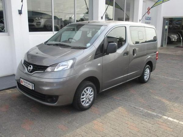 2018 Nissan NV200 1.5dCi Visia 7 Seater Gauteng Johannesburg_0