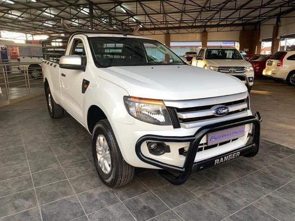 2014 Ford Ranger 2.2tdci Xls Pu Sc  Limpopo Polokwane_0