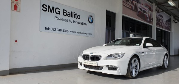 2014 BMW 6 Series 640i Gran Coupe M Sport  Kwazulu Natal Kwazulunatal_0