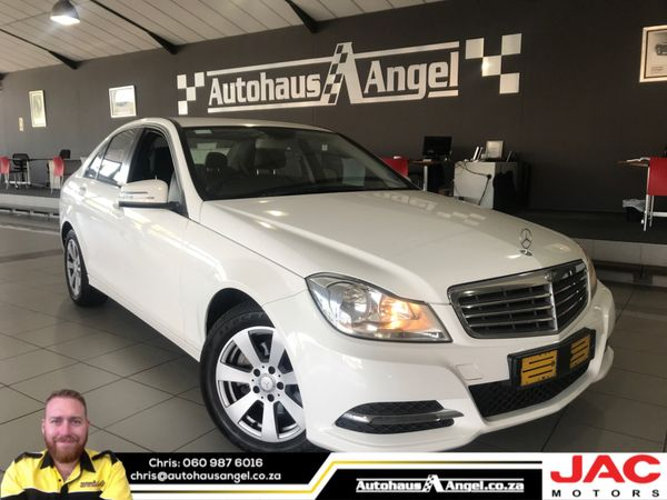 2013 Mercedes-Benz C-Class C200 Be Classic At  Western Cape Milnerton_0
