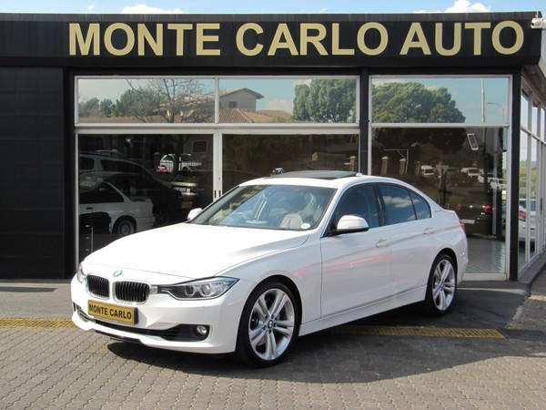 2014 BMW 3 Series 335i Activehybrid3 At f30  Gauteng Sandton_0