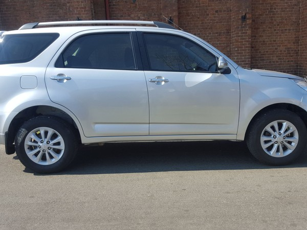 2012 Daihatsu Terios 7 Seat At  Gauteng Jeppestown_0