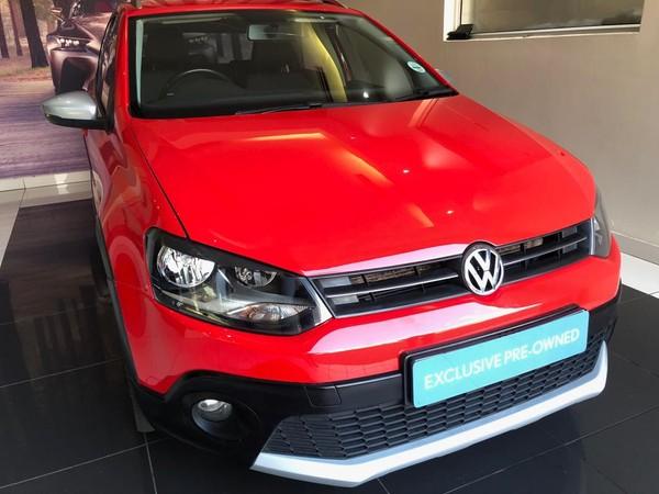 2012 Volkswagen Polo 1.6 Tdi Cross  Gauteng Midrand_0