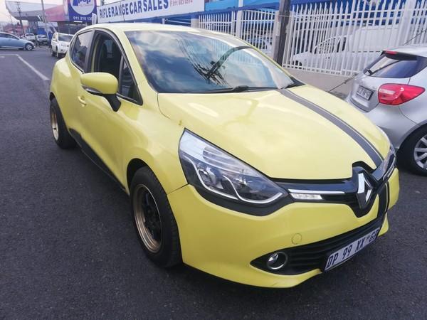 2015 Renault Clio IV 1.2T 5-Door 88kW Gauteng Rosettenville_0