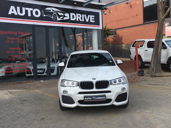 2015 BMW X4 xDRIVE20d M Sport Gauteng Four Ways_0