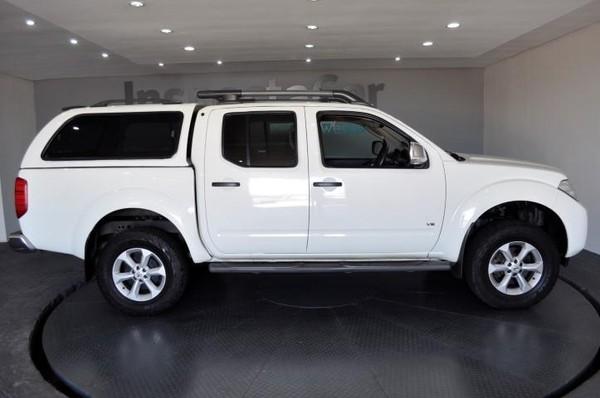 2011 Nissan Navara 3.0 Dci  Le At 4x4 Pu Dc  Gauteng Pretoria_0
