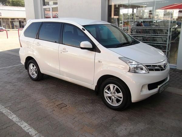 2015 Toyota Avanza 1.5 Tx  Northern Cape Kimberley_0