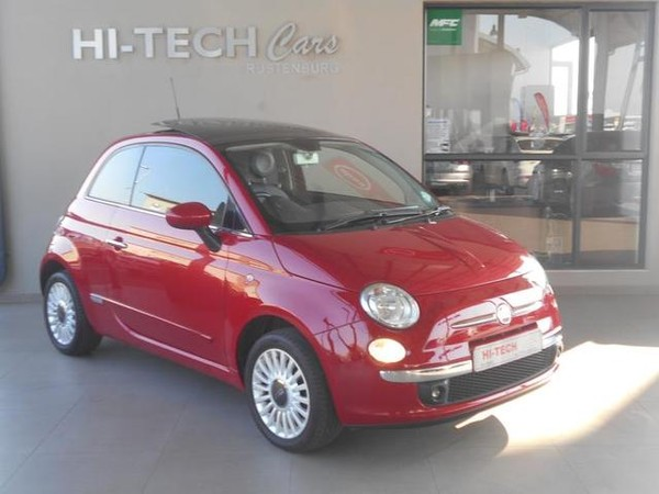 2012 Fiat 500 1.4 Lounge Auto with 44000kms North West Province Rustenburg_0