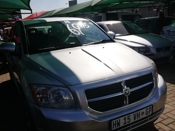 2010 Dodge Caliber 2.0 Cvt Sxt At  Gauteng Boksburg_0
