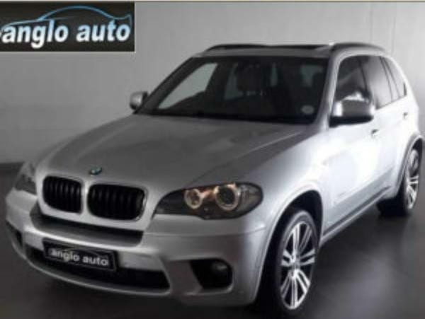 2011 BMW X5 Xdrive30d At e70  Western Cape Athlone_0