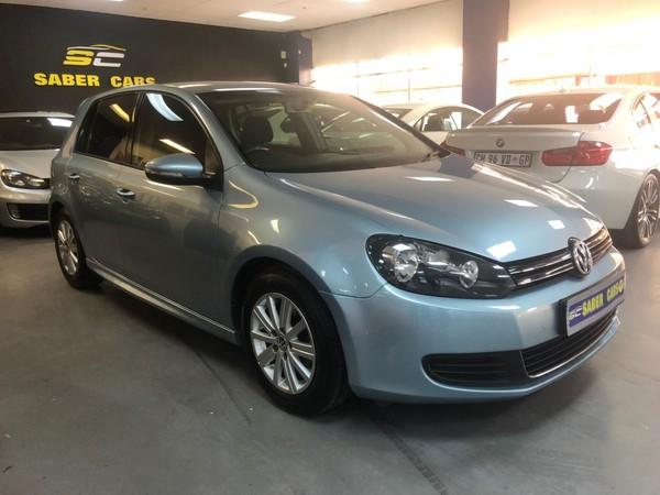 2011 Volkswagen Golf Vi 1.6 Tdi Bluemotion  Gauteng Benoni_0