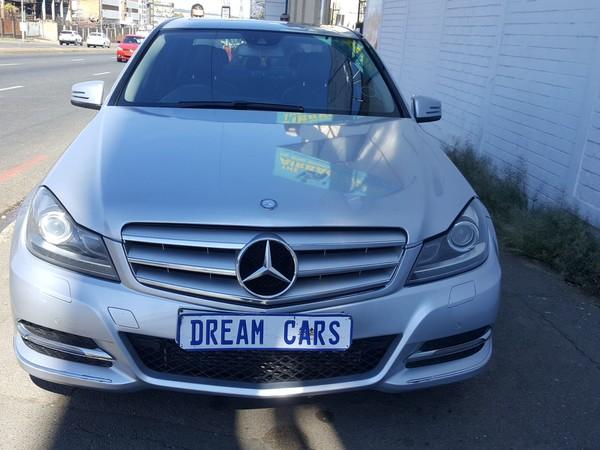 2013 Mercedes-Benz C-Class C200 Cdi  Avantgarde At  Gauteng Johannesburg_0