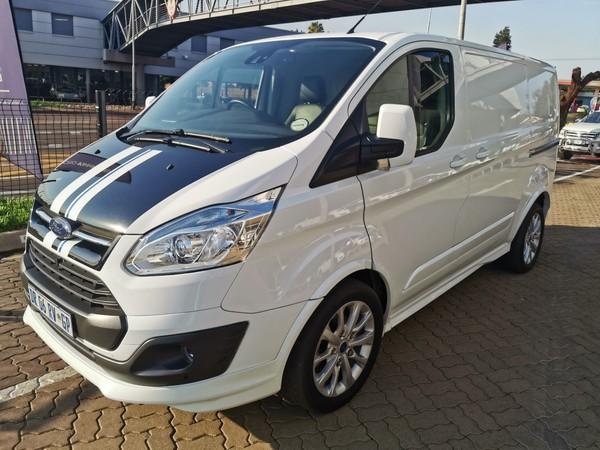 2015 Ford Transit 2.2TDCi Sport 114KW FC Panel van Gauteng Pretoria_0