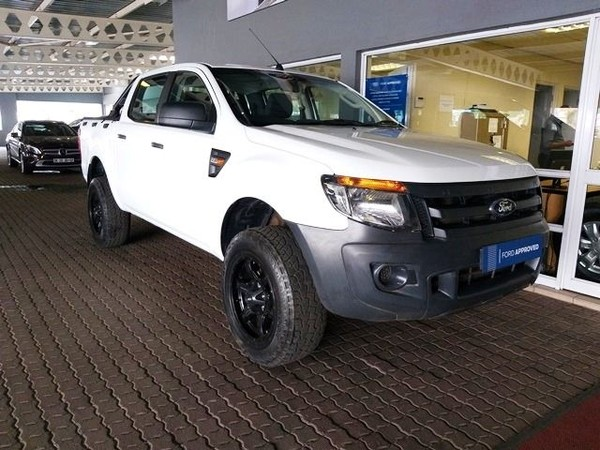 2015 Ford Ranger 2.2tdci Xl Pu Dc  Mpumalanga Witbank_0