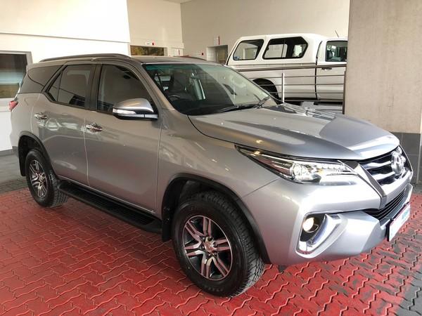 2018 Toyota Fortuner Fortuner 2.8gd6 Auto  Gauteng Midrand_0