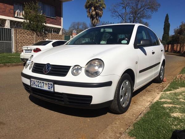 2003 Volkswagen Polo 1.4 Trendline  Gauteng Boksburg_0