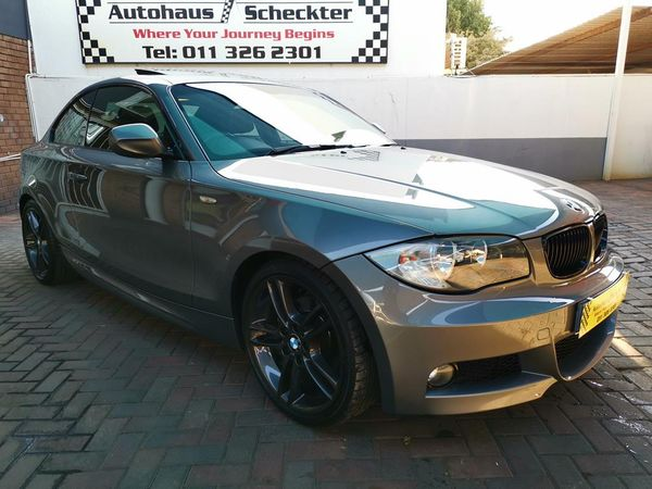 2011 BMW 1 Series 125i Coupe Sport At  Gauteng Randburg_0