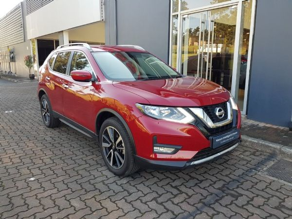 2018 Nissan X-Trail 2.5 Acenta PLUS 4X4 CVT 7S Kwazulu Natal Pietermaritzburg_0