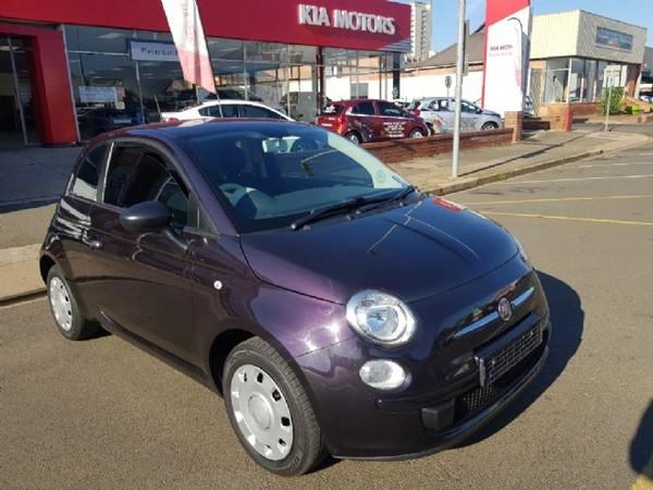 2013 Fiat 500 1.2  Kwazulu Natal Pietermaritzburg_0