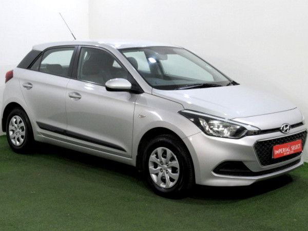 2018 Hyundai i20 1.4 Motion Auto Gauteng Alberton_0