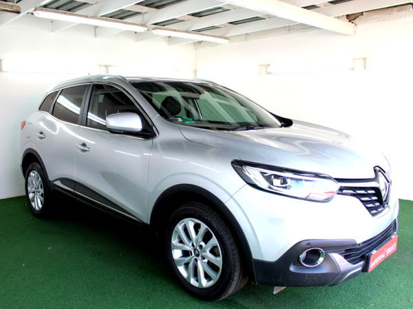 2018 Renault Kadjar 1.2T Dynamique Gauteng Boksburg_0