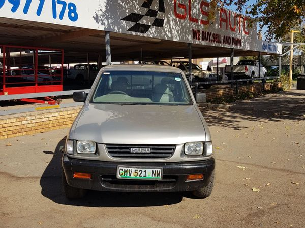 1997 Isuzu KB Series Kb 250d Lwb Pu Sc  North West Province Klerksdorp_0