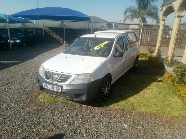 2012 Nissan NP200 1.5 Dci Se Pusc  North West Province Rustenburg_0