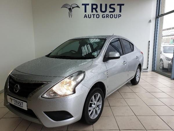 2016 Nissan Almera 1.5 Acenta Western Cape Strand_0