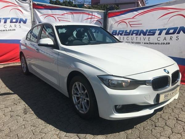 2013 BMW 3 Series 320i e90  Gauteng Bryanston_0