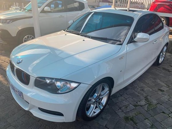 2011 BMW 1 Series 135i Coupe At  Gauteng Roodepoort_0