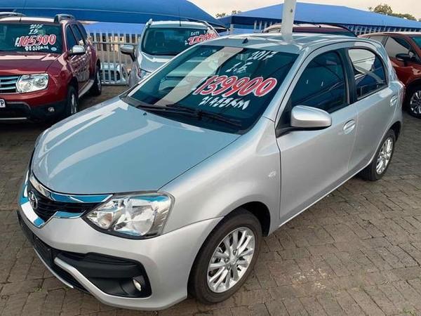 2017 Toyota Etios 1.5 Xs 5dr  Gauteng Roodepoort_0