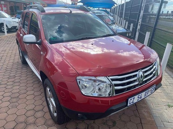 2014 Renault Duster 1.5 dCI Dynamique 4x4 Gauteng Roodepoort_0